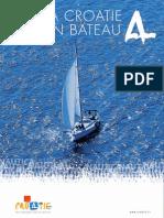 la Croatie en bateau