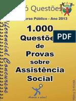 1755_assistente Social- Apostila Amostra