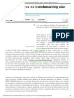 O Que Os Livros de Benchmarking Não Dizem - Artigos - Negócios - Administradores