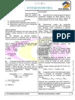 Estequiometria - Paret I 2014 SEC
