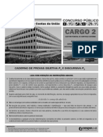 Prova Tcu 2011 Obras p1, p3