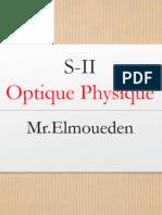 Optique Physique