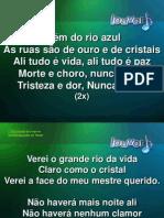 Além Do Rio Azul - Voz Da Verdade