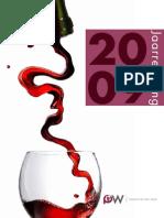 Jaarrekening 2009 Productschap Wijn