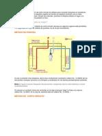 Los Métodos de Puentes y Calculo de Calibre de Cableado