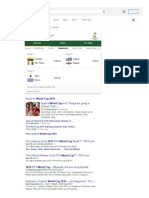 World Cup 2014 - Google Search