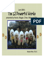 12 powerful words pdf