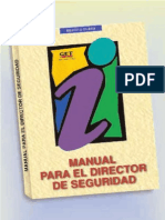 Manual Del Director de Seguridad