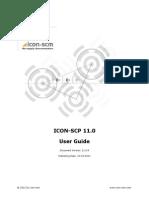 Icon Scp 11.0 User Guide