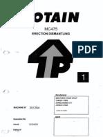 Manual de Montaje MC475 25M