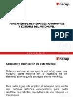 Fundamentos de Mecanica Automotriz y Sistemas Del Automovil