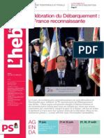 L'Hebdo des Socialistes n°737