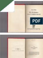 Ernst Röhm - Die Geschichte Eines Hochveräters
