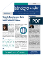 UHY Technology Insider - April 2014