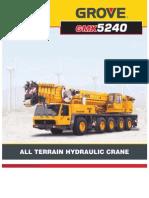 240 ton GMK5240