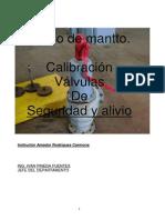 64892964 Manual de Calibracion de Valvulas
