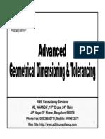 GD&T Advanced Jan2013