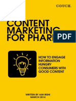 Pharma Content Marketing