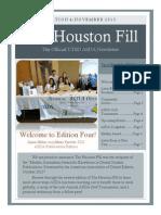 The Houston Fill Nov 2013