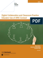 Digital Collaboration and Classroom Practice