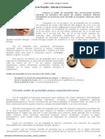 Ouă de Prepeliţă – Indicaţii Şi Tratamente