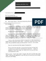 Casper Smart Letter