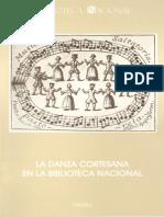 La Danza Cortesana Den La Biblioteca Nacional