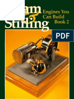 Steam and Stirling Engine You Can Build 2 by William C