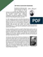 Historia Del Himno Nacional de Guatemal 2