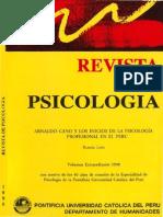 Inicios de la psicologia profesional en el Perú.pdf