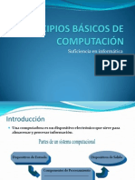 Principios Básicos de Computación