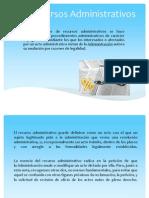 Diapositivas Recursos Administrativos 1