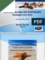 p powell-literacy across the curriculum