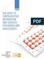 Unfpa Righttocontraceptiveinformationandservices 120827001049 Phpapp01