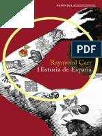 Historia de España (Raymond Carr, Ed)