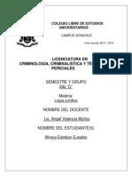 Fases Del Proceso de La Creación de Una Ley en México