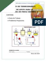 Compendio de Guias de Trabajo Termodinamica Fs-200