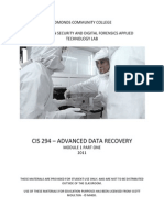 Cis 294 Module One Part One