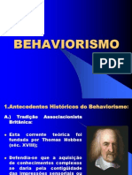 Behaviorismo Nov 2011