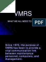 VMRS Reed Presentation
