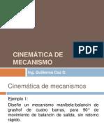 Cl5 Cinematica de Mecanismos Ejemplos