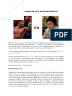 BIR vs Pacman - A Lawyer's POV