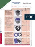 Glycodur Bearings Ftl Seal Technology