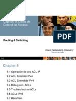 Capitulo 9 Lista de Control de Acceso