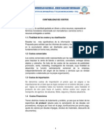 Monografia de Empresa Industrial-itel 2013