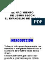 Leccion 2 El Nacimiento de Jesus II