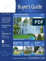 Coldwell Banker Olympia Real Estate Buyers Guide June 21st 2014