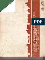 La Imagen Urbana en Ciudades Historicas
