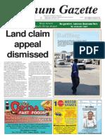 Platinum Gazette 20 June 2014
