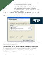 Tutorial de Programacion de ASP